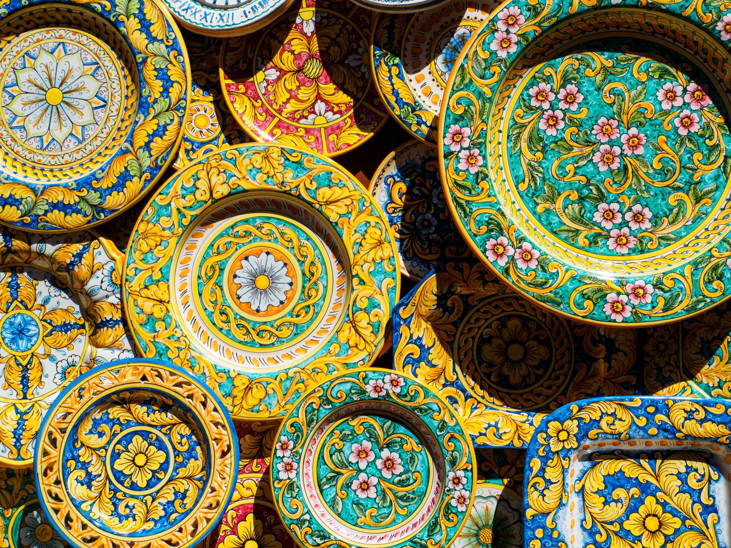Handicraft – a key industry for Sicilian economy